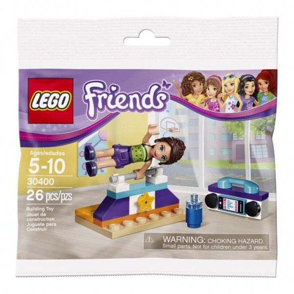 Polybag LEGO Friends - 30400 - Turngerät