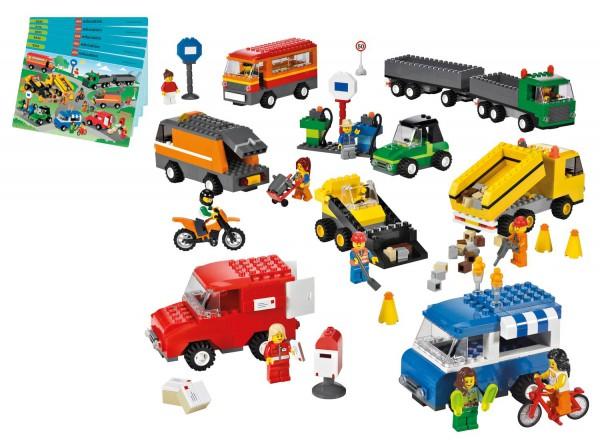 LEGO® Fahrzeuge Set