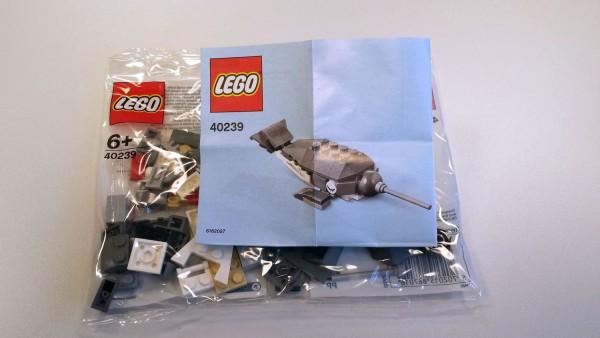 Polybag LEGO - Narwal
