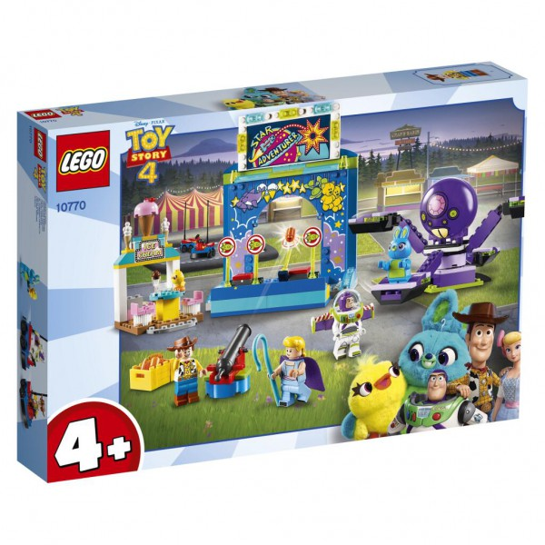 Buzz & Woodys Jahrmarktspaß!