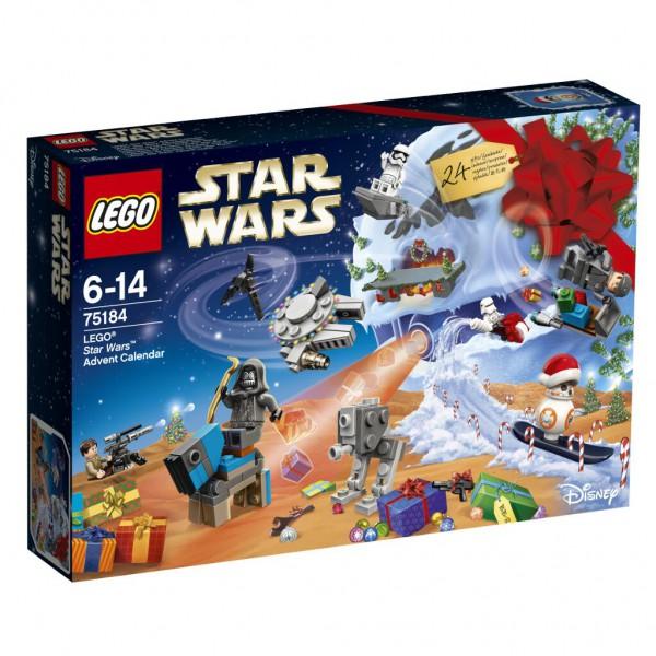 LEGO® Star Wars™ Adventskalender 2017