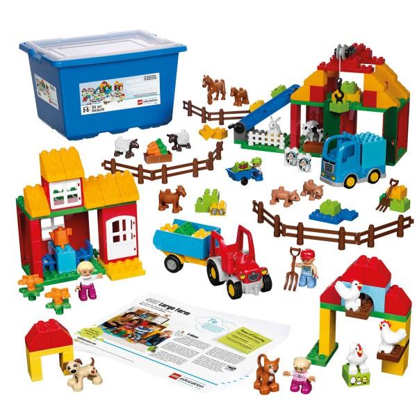 LEGO® DUPLO® Großes Bauernhof Set - 5007