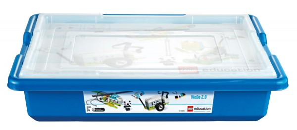 LEGO® Education WeDo 2.0 Basis Set inkl. Software & Unterrichtsmaterialien