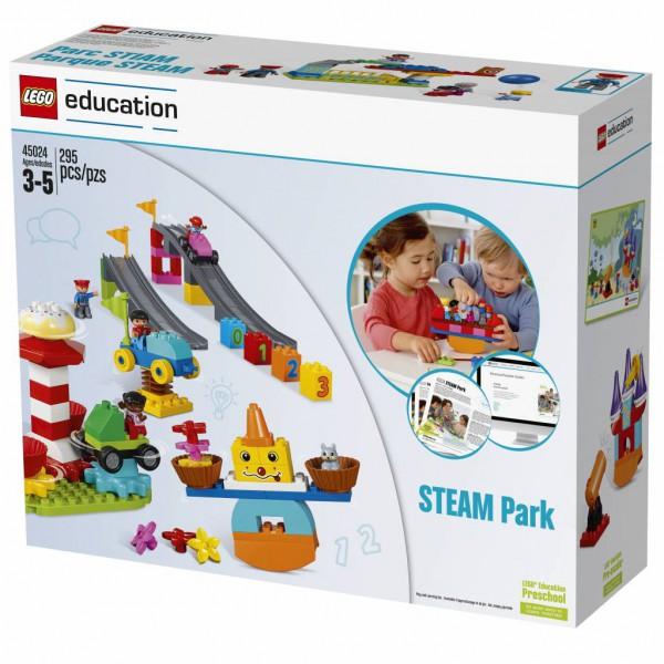 LEGO® DUPLO® Vergnügungspark MINT+ - 45024