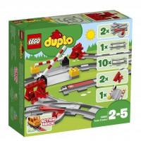 LEGO® Eisenbahn Schienen 10882